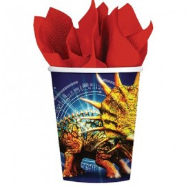 Jurassic World Cups Paper 266ml